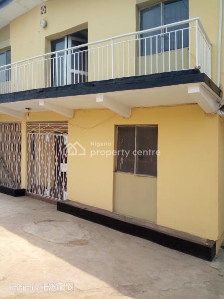 Renovated 3 Bedrooms Up N Ground Flat, Harmony Estate, Ifako, Gbagada, Lagos, Flat for Rent