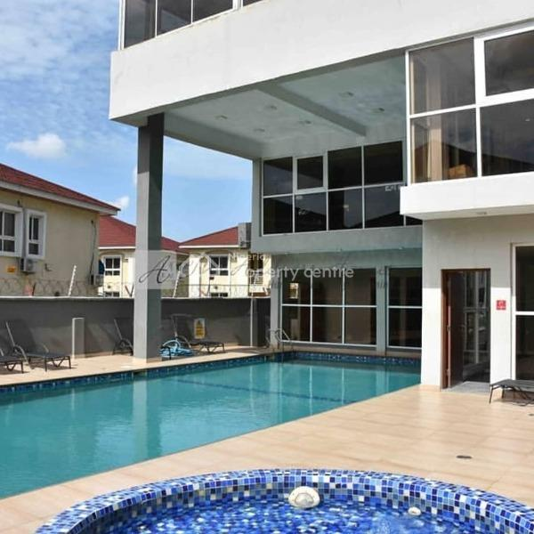 Well Maintained 4 Bedroom Semi Detached Duplex with Bq, Swimming Pool,, The Address Home Jakande Lekki, Jakande, Lekki, Lagos, Semi-detached Duplex for Rent