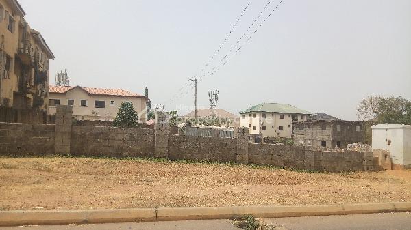 900sqm, Wuye, Abuja, Residential Land for Sale
