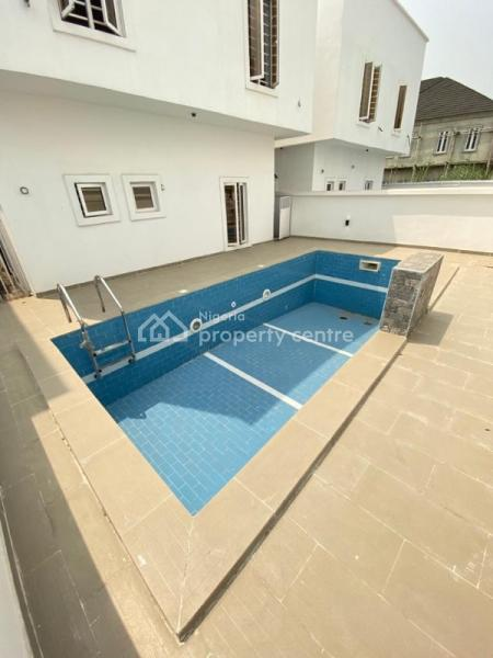 5 Bedroom Detached Duplex with Swimming Pool, Ajah, Lagos, Detached Duplex for Sale