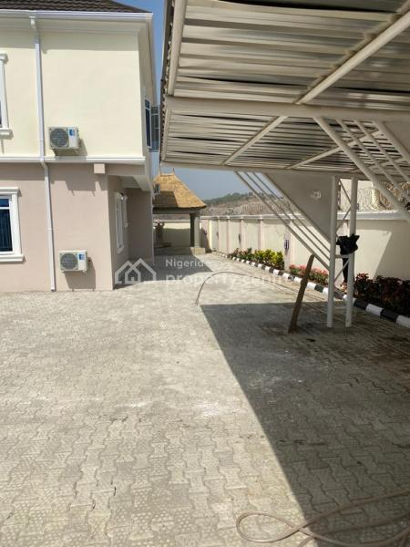 Luxury 4bedroom Detach Duplex, Naf Valley Estate, Asokoro, Asokoro District, Abuja, Detached Duplex for Sale