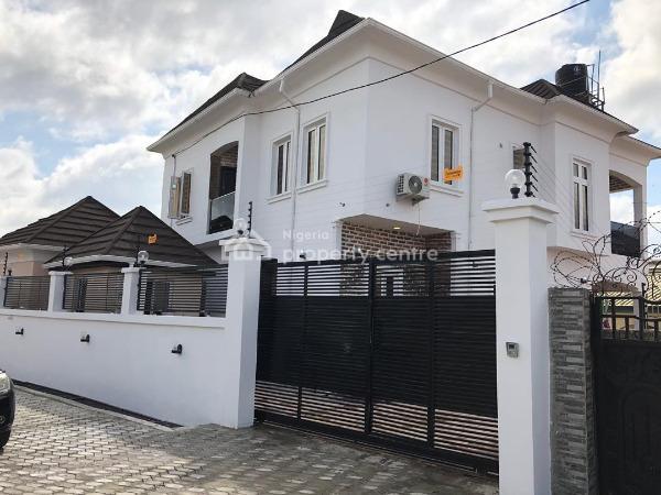 5 Bedroom  Detached Duplex, Sangotedo, Ajah, Lagos, Detached Duplex for Sale