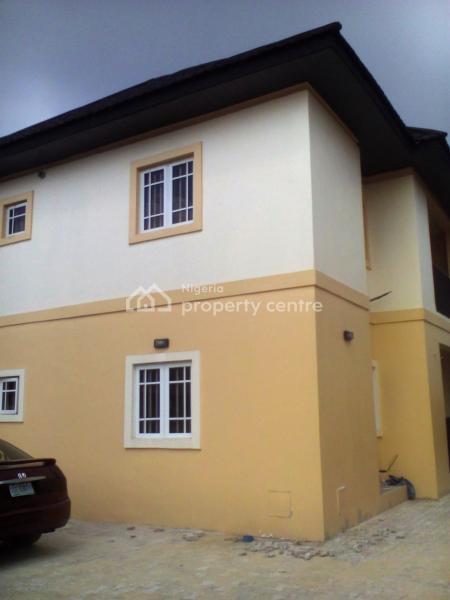 Sweet Upstair Apartment, Off Addo Road, Ado, Ajah, Lagos, Flat for Rent