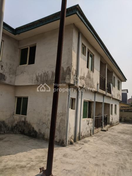 4# 2-bdrm Apartments, Aro-ologolo, Close to Atlantis 2 Estate, Ologolo, Lekki, Lagos, Mixed-use Land Joint Venture