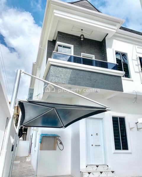 Beautifully Finished 4 Bedroom Semi-detached House, Orchid Estate By Second Toll Gate, Lekki Phase 2, Lekki, Lagos, Semi-detached Duplex for Sale
