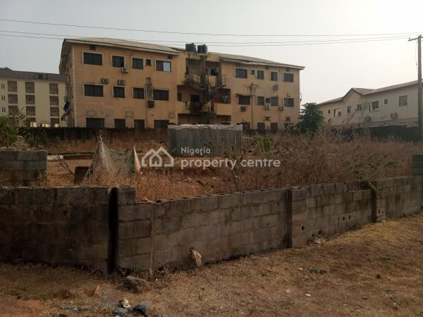 980 Sqm Land, Close to Zertech, Wuye, Abuja, Residential Land for Sale