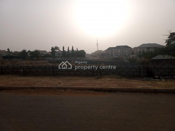 1500 Sqm Land, Close to Eterna Filling Station, Wuye, Abuja, Residential Land for Sale