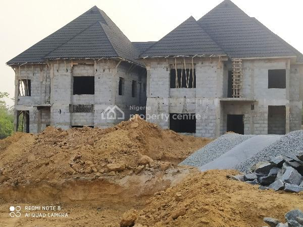 Luxury 4 Bedroom Bungalow, Behind Welbahi Union Home, Opp Nipco Along Airpost Road, Kukwuaba, Abuja, Semi-detached Bungalow for Sale