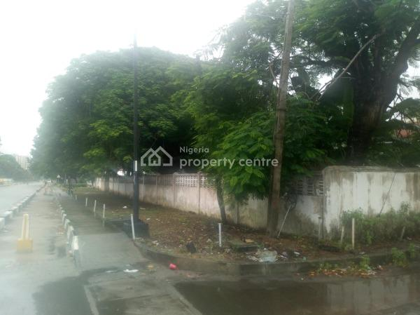 Front Plot Measuring 980sqms on First Avenue, First Avenue, Old Ikoyi, Old Ikoyi, Ikoyi, Lagos, Mixed-use Land for Sale