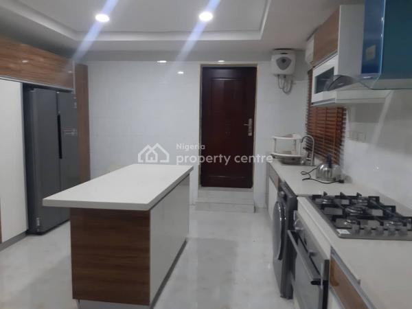 Luxury and Furnished 2 Bedroom Apartments with Neccesary Facilities, Off Burdillion Road, Ikoyi, Lagos, Flat for Rent