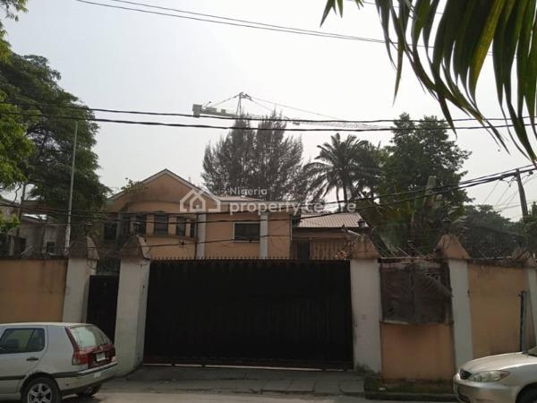 a 5 Bedroom Detached Duplex Sitting on 750sqm Land, Ikoyi, Lagos, Detached Duplex for Sale