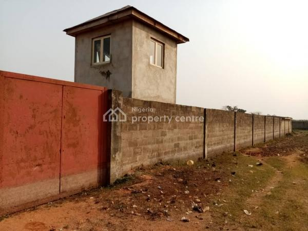 Commercial Standard 8 Plot of Land with C of O, Opic on Lagos Ibadan Express, Opic, Isheri North, Lagos, Industrial Land for Sale