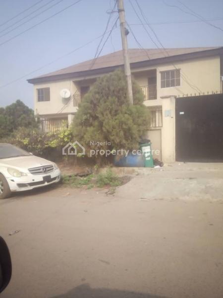 a Block of 4 Flats, Morgan Estate, Ojodu, Lagos, Block of Flats for Sale