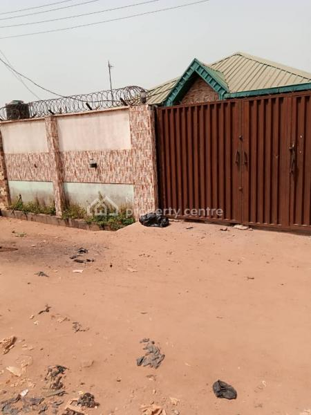Executive 2 Bedroom with 2 Number of Miniflat, Meiran, Ijaiye, Lagos, Detached Bungalow for Sale