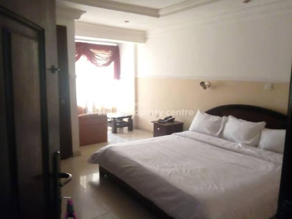 a Well Finished and Furnished 17 Rooms Hotel, Allen, Ikeja, Lagos, Hotel / Guest House for Sale
