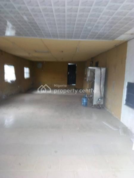 Mini Wearhouse in Good Location, Off College Road Busy Area, Ogba, Ikeja, Lagos, Warehouse for Rent