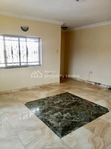 Clean 2 Bedroom Flats, Church Road, Very Spacious, Osapa, Lekki, Lagos, Flat for Rent