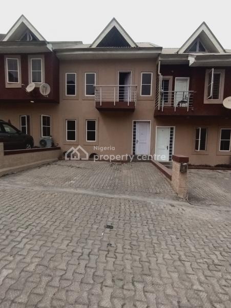 Spacious 4bedroom Terrace Duplex, River Valley Estate, Ojodu, Lagos, Terraced Duplex for Sale