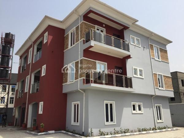 2/3 Bedroom Flat, By Enyo Filling Station, Ado, Ajah, Lagos, Flat for Rent