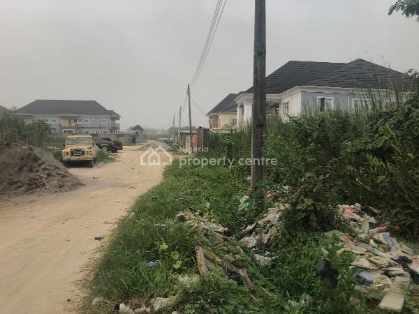 One and Half Plot of Land, Happy Land Estate, Olokonla, Ajah, Lagos, Mixed-use Land for Sale