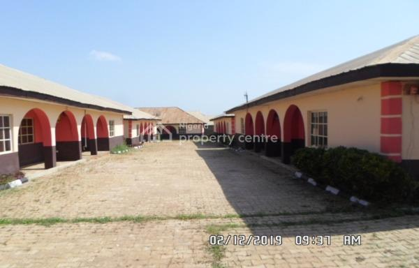 2 Bedroom Flat Code Ilrn, Beside Deenway, Academy, Alao Farm Road, Tanke Akata, Ilorin West, Kwara, Flat for Rent