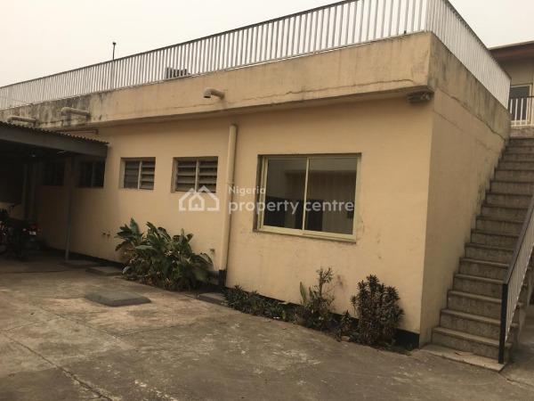 Spacious 4 Bedroom Semi Detached Duplex with a Room Bq, in an Estate at Adeniyi Jones, Adeniyi Jones, Ikeja, Lagos, Semi-detached Duplex for Rent