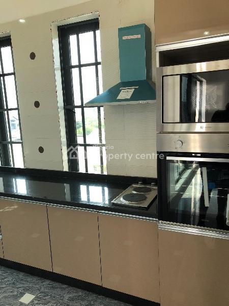 Massive and Luxurious 6 Bedroom Duplex with Studio Apartment, Gra, Magodo, Lagos, Detached Duplex for Sale
