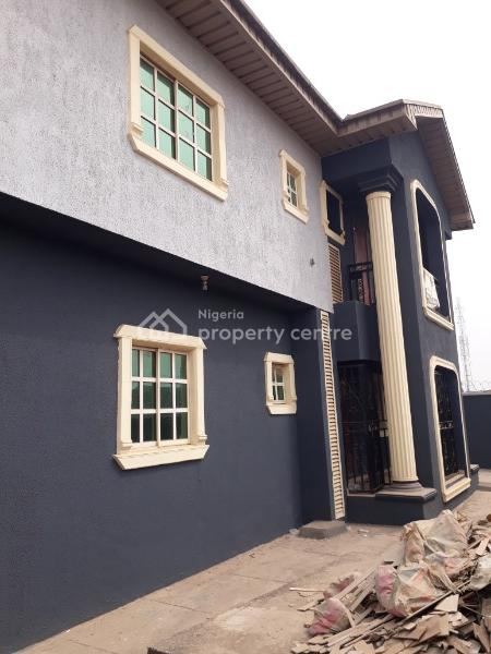 4 Units of 3-bedroom Apartments, 31, Adebayo Osho Street Off Chris Idowu Bus Stop, Ejigbo, Lagos, Flat for Rent