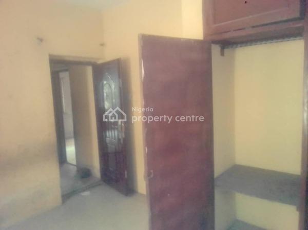 2 Bedroom Flat Ensuite, Off Agbe Road U Turn Busstop Abule Egba Lagos, Abule Egba, Agege, Lagos, Flat for Rent