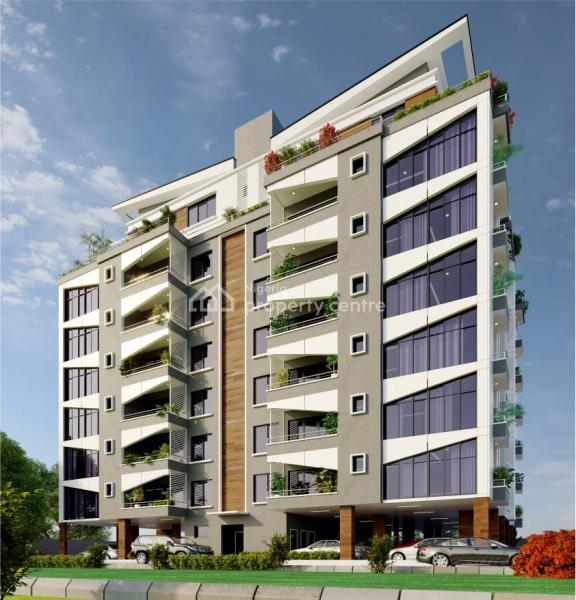 3 Bedroom Luxury Apartment, Osborne, Ikoyi, Lagos, Block of Flats for Sale
