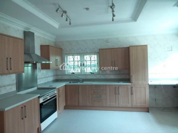4 Bedroom Terrace Duplex with 2 Room Bq, Lakechad Crescent, Maitama District, Abuja, Terraced Duplex for Rent