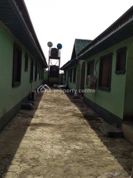 8 Units of 2-bedroom Bungalow, Valley View Estate, Olu Odo, Opposite Waec Office, Ebute, Ikorodu,, Ebute, Ikorodu, Lagos, Block of Flats for Sale