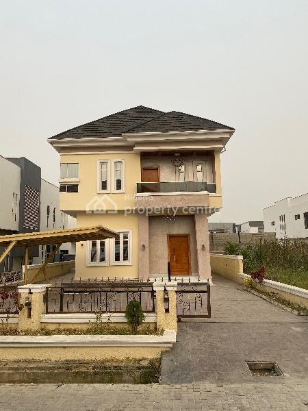 Prime Property- 5 Bedroom Detached House, Lekky County Homes, Ikota, Lekki, Lagos, Detached Duplex for Sale