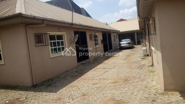 Nice 16 Flat on 2plot.good for All Purpose.c of O, Igando, Igando, Ikotun, Lagos, Block of Flats for Sale