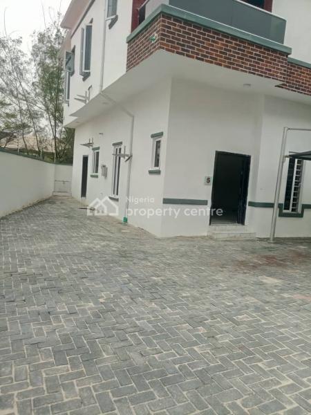 Newly Built 4 Bedroom Fully Detached Duplex, Osapa London, Lekki, Lagos. Before Agungi, Before Igbo Efon, Osapa, Lekki, Lagos, Detached Duplex for Sale