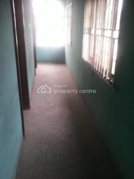 All Ensuit 4 Units of 2 Bedroom. Good for Commercial Purpose, Abule Odun, Car-wash Bus/stop, Unity Estate, Egbeda, Alimosho, Lagos, Detached Duplex for Rent