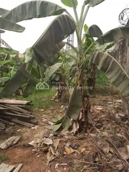 a Fenced and Gated Full Plot of 668sqm Land, Gra, Ogudu, Lagos, Mixed-use Land for Sale