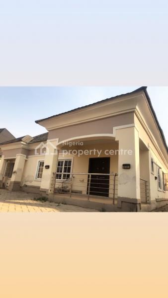 3 Bedroom Bungalow and Bq Available in a Serene Environment, Gwarinpa, Abuja, Detached Bungalow for Rent