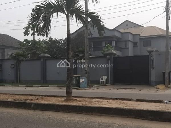 a Wing of 4 Bedroom Semi-detached Duplex with a Room Bq, Gra, Ogudu, Lagos, Semi-detached Duplex for Sale