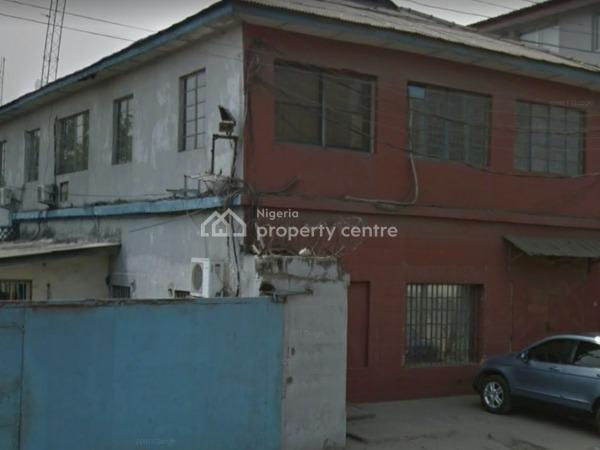 a Storey Building with Open Workshop on 1,200sqm, Apapa Wharf, Apapa, Lagos, House for Sale