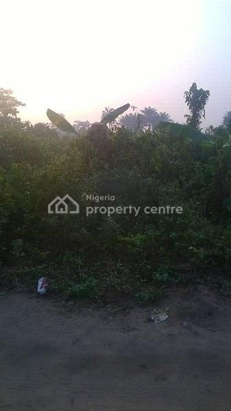 1 Plot of Land, After Popular Stream View Estate, Port Harcourt, Rivers, Residential Land for Sale