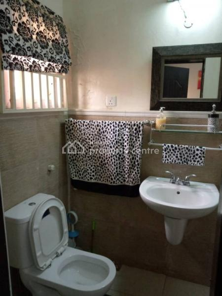 Fully Furnished 6 Bedroom Detached Duplex with 2 Rooms Bq, Very Close to Brains and Hammers Life Camp, Dape, Abuja, Detached Duplex for Sale