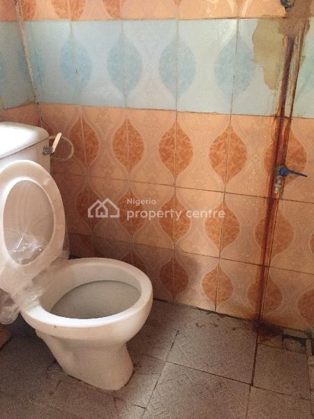 Self Contained, Iwaya, Yaba, Lagos, Self Contained (single Rooms) for Rent