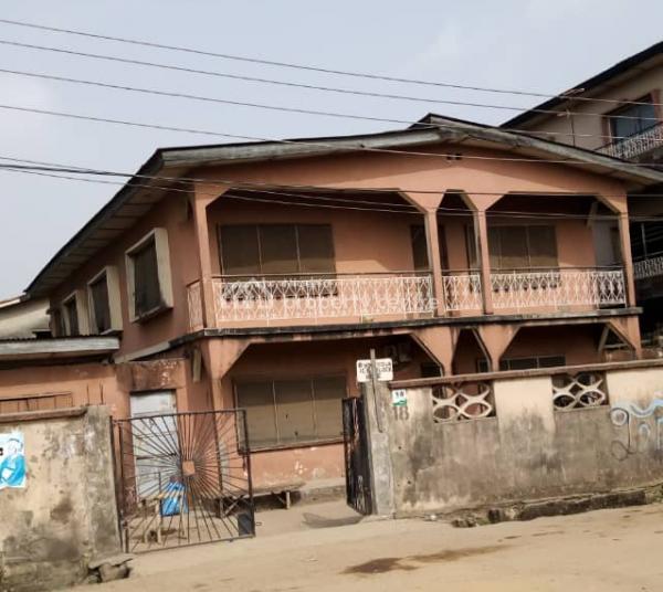 Block of Flat, Off Palm Avenue Papa Ajao, Papa Ajao, Mushin, Lagos, Block of Flats for Sale