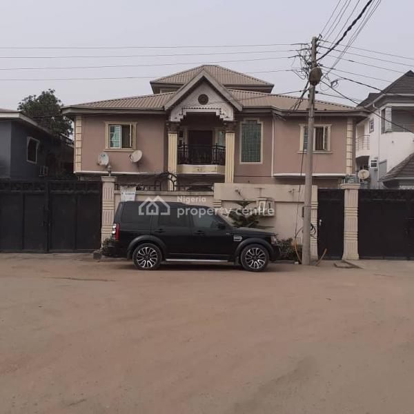Lovely 3 Bedroom, Sriadia Estate By Chevron Gbagada, Soluyi, Gbagada, Lagos, Flat for Rent