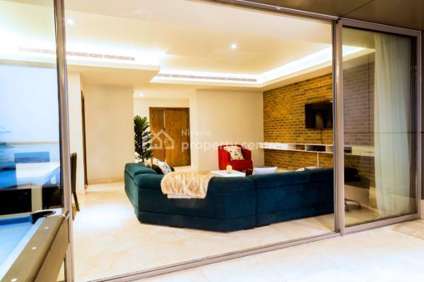 Spontaneous 3 Bedroom Apartment with Excellent Facilities, 1412 Ahmadu Bello Way, Victoria Island (vi), Lagos, Flat Short Let