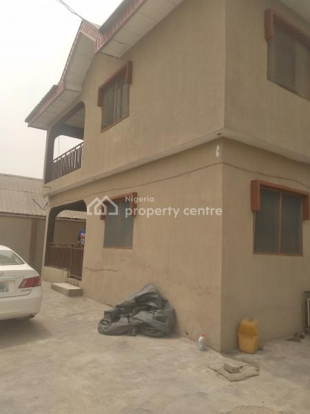 a Room in a Flat with a Stand By Generator (shared Kitchen Only), Owode Salvation Estate Langbasa Addo., Ado, Ajah, Lagos, Self Contained (single Rooms) for Rent