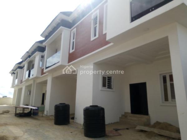 Brand New 4 Bedroom Serviced Terraced Duplex, Chevron Alternative Road, Lekki Expressway, Lekki, Lagos, Terraced Duplex for Sale