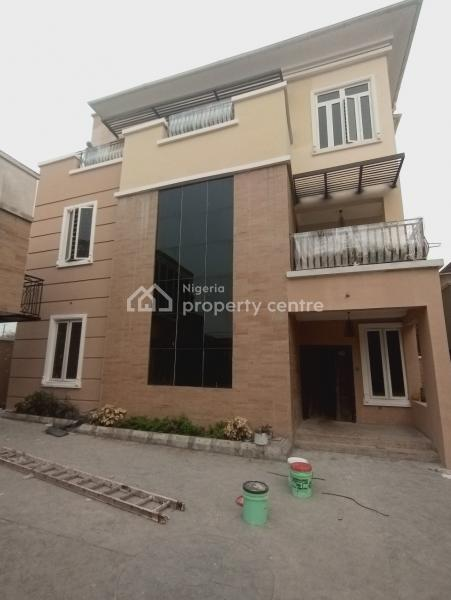Newly Built & Well Finished 5bedroom Detached Duplex, Omole Phase 1, Ikeja, Lagos, Detached Duplex for Sale
