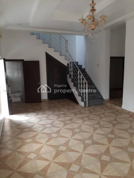 4 Bedroom Semi Detached Duplex with a Room Bq, Cluster One Estate Kota, Ikota, Lekki, Lagos, Semi-detached Duplex for Rent